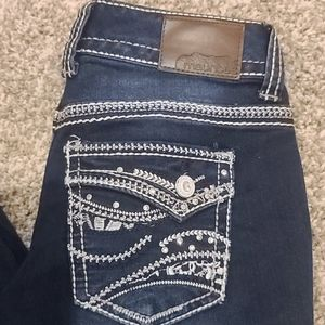 Maurices Dark Wash Bootcut